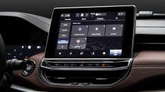 Nuova Jeep Compass 2021: la versione Limited, infotainment da 10