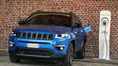 Jeep Compass 4xe: tutto sull'ibrida plug-in, ora in vendita - Immagine: 17