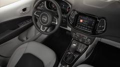 Nuova Jeep Compass: la plancia