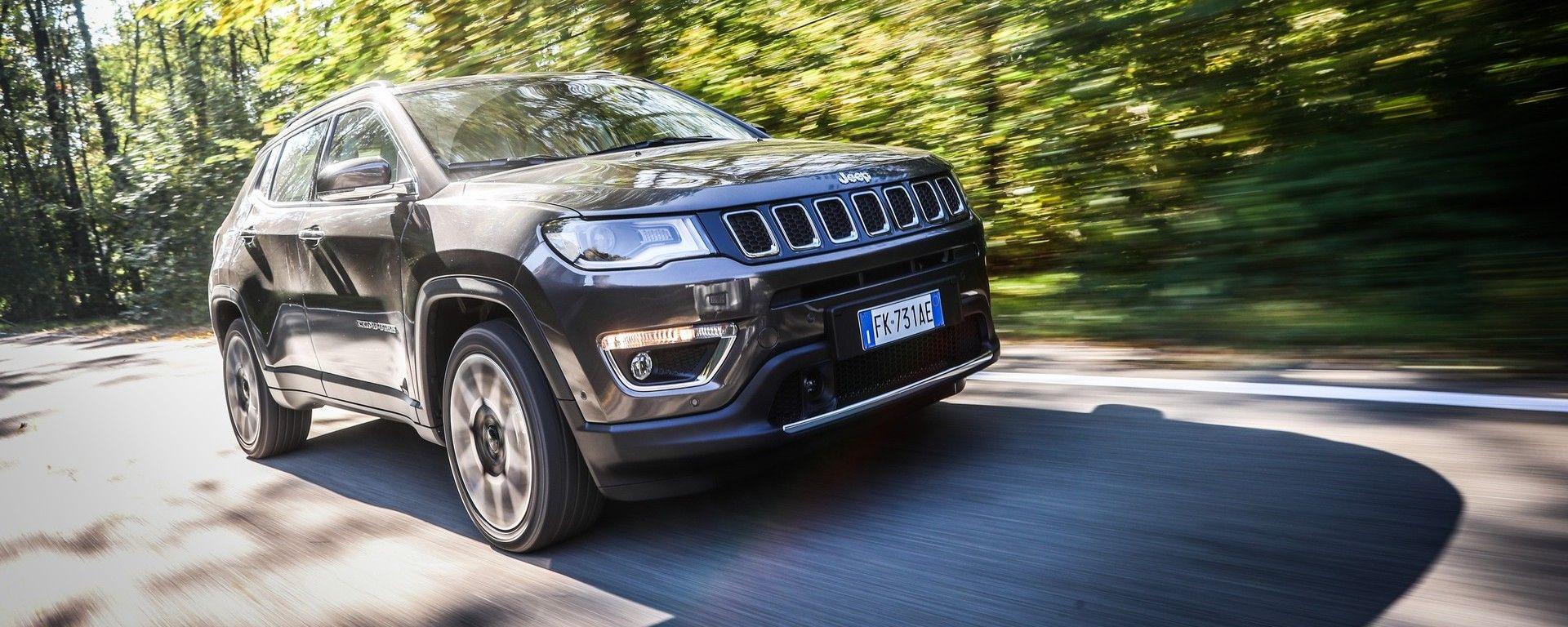 Nuova Jeep Compass: le vostre domande