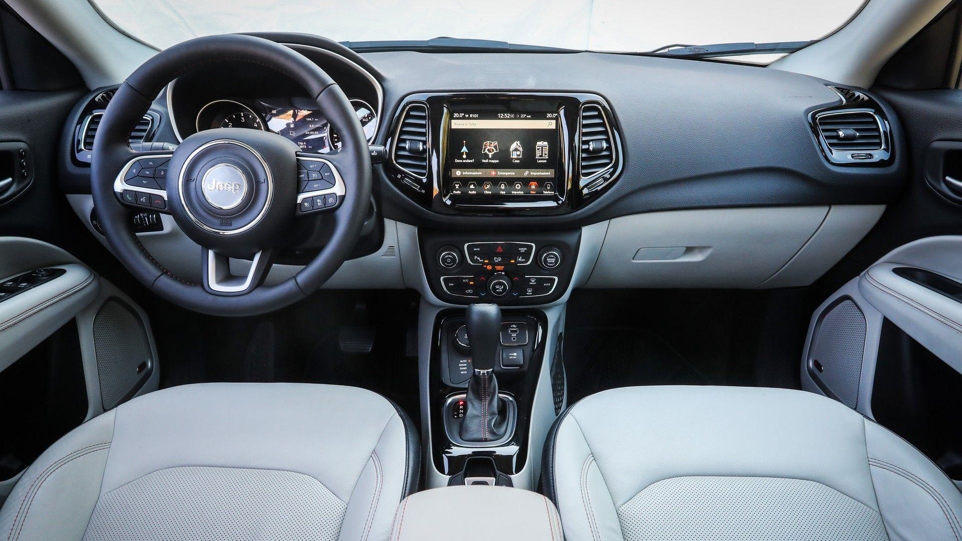 Nissan Qashqai 2018 >> Nuova Jeep Compass, le vostre domande: prezzo, misure ...