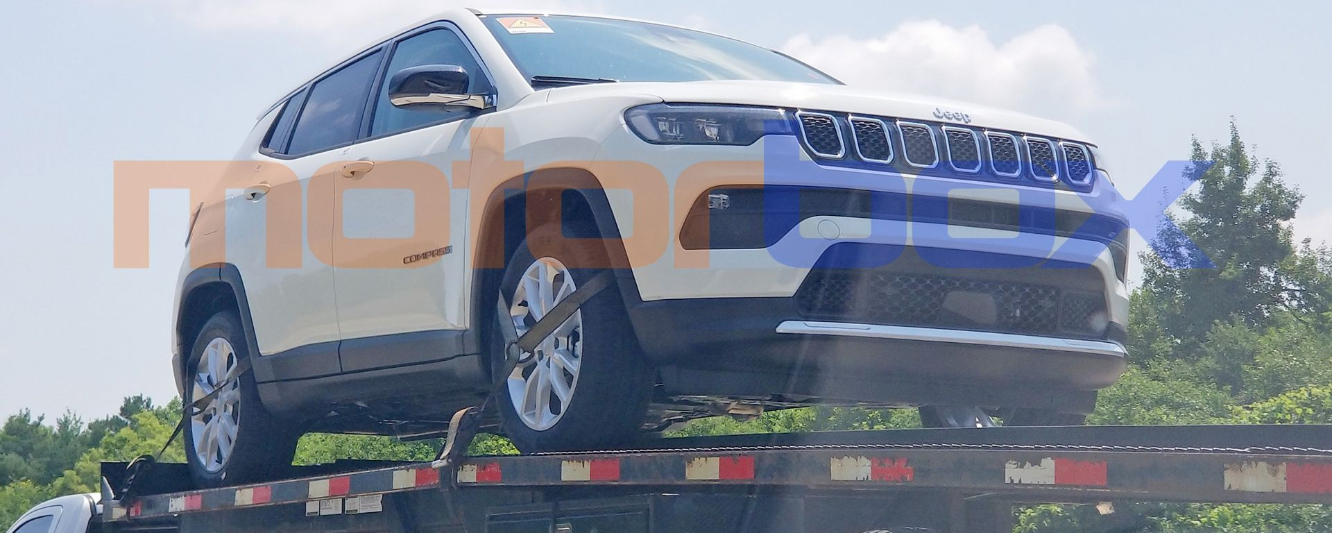 Nuova Jeep Compass mHEV mild hybrid