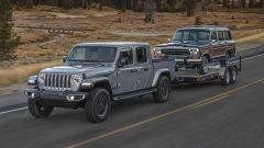 Nuova Jeep Gladiator pick up 2019: il ritorno del truck Jeep - Immagine: 2