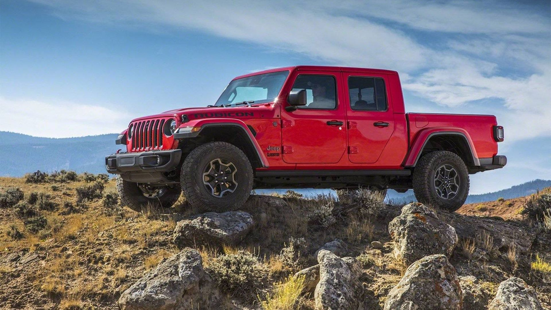 Nuova Jeep Gladiator Pick Up 2019 Motori Caratterstiche