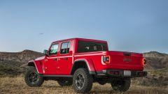 Nuova Jeep Gladiator pick up 2019: il ritorno del truck Jeep - Immagine: 9