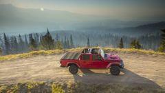 Nuova Jeep Gladiator pick up 2019: il ritorno del truck Jeep - Immagine: 10