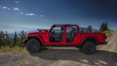 Nuova Jeep Gladiator pick up 2019: il ritorno del truck Jeep - Immagine: 11