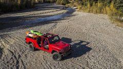 Nuova Jeep Gladiator pick up 2019: il ritorno del truck Jeep - Immagine: 12