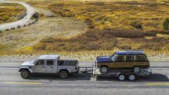 Nuova Jeep Gladiator pick up 2019: il ritorno del truck Jeep - Immagine: 13
