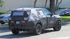 Nuova Jeep Grand Cherokee 2021: 3/4 posteriore