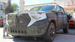 Nuova Jeep Grand Cherokee 2021: anteriore