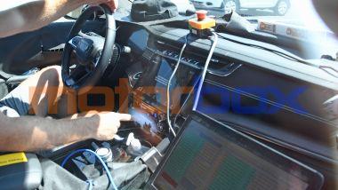 NUova Jeep Grand Cherokee 2021: ci sarà un nuovo touchscreen da 10,1'' del sistema infotainment UConnect