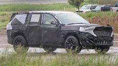 Nuova Jeep Grand Cherokee su piattaforma Stelvio, foto spia - Immagine: 3