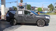 Nuova Jeep Grand Cherokee 2021: vista laterale