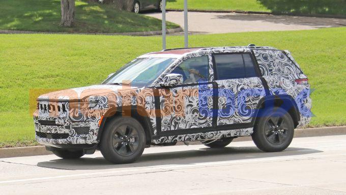 Nuova Jeep Grand Cherokee 4xe: motore 4 cilindri turbo-benzina da 380 CV e 637 Nm complessivi