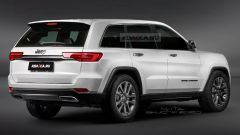 Nuova Jeep Grand Cherokee, appuntamento a fine 2020