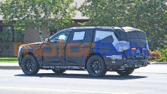 NUova Jeep Grand Cherokee: arrivo previsto fine 2021