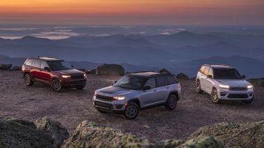 Nuova Jeep Grand Cherokee: ha superato la prova del leggendario off-road Rubicon Trail