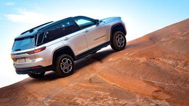 Nuova Jeep Grand Cherokee: il 2022 sarà l'anno del debutto europeo per la 5° generazione