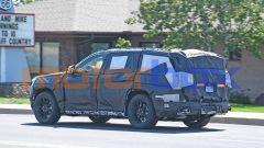 NUova Jeep Grand Cherokee: il fuoristrada americano ancora molto camuffato