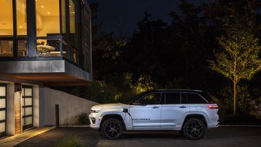 Nuova Jeep Grand Cherokee: molto attesa la versione con motore PHEV
