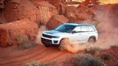 Nuova Jeep Grand Cherokee: presentazione, dati tecnici, foto