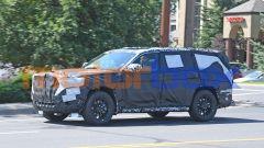 NUova Jeep Grand Cherokee: resteranno i grandi motori V8 per i modelli più potenti