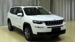 Nuova Jeep Grand Commander: le prime immagini in rete - Immagine: 1