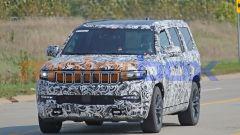 Nuova Jeep Grand Wagoneer: dopo il concept, ecco l'auto vera - Immagine: 2