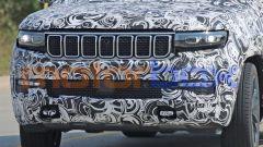 Nuova Jeep Grand Wagoneer: dopo il concept, ecco l'auto vera - Immagine: 3