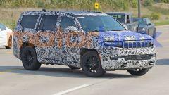 Nuova Jeep Grand Wagoneer: dopo il concept, ecco l'auto vera - Immagine: 4