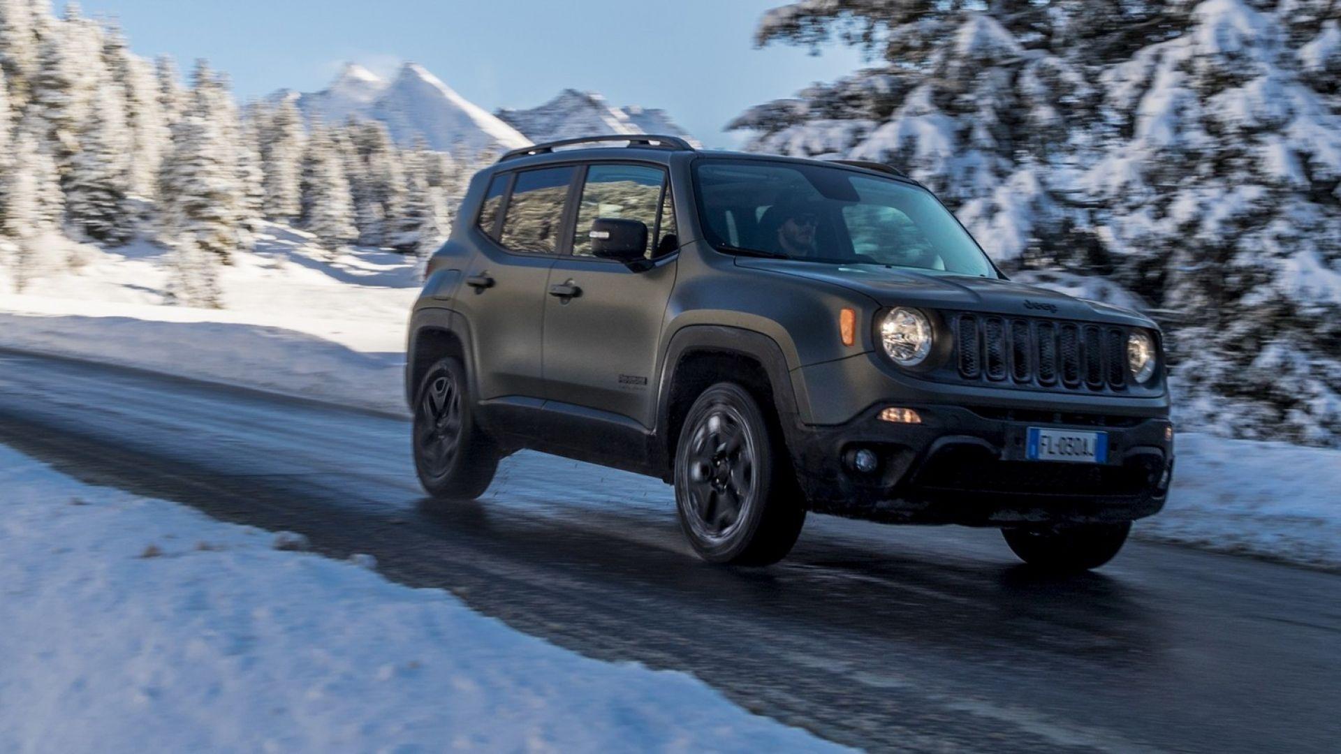 Nuova Jeep Renegade 2018 >> Nuova Jeep Renegade 2018 Ecco Come Cambia Con Il Restyling Motorbox