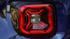 Nuova Jeep Renegade 2019: il nuovo fanale posteriore a LED