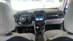 Nuova Jeep Renegade 2019: la plancia