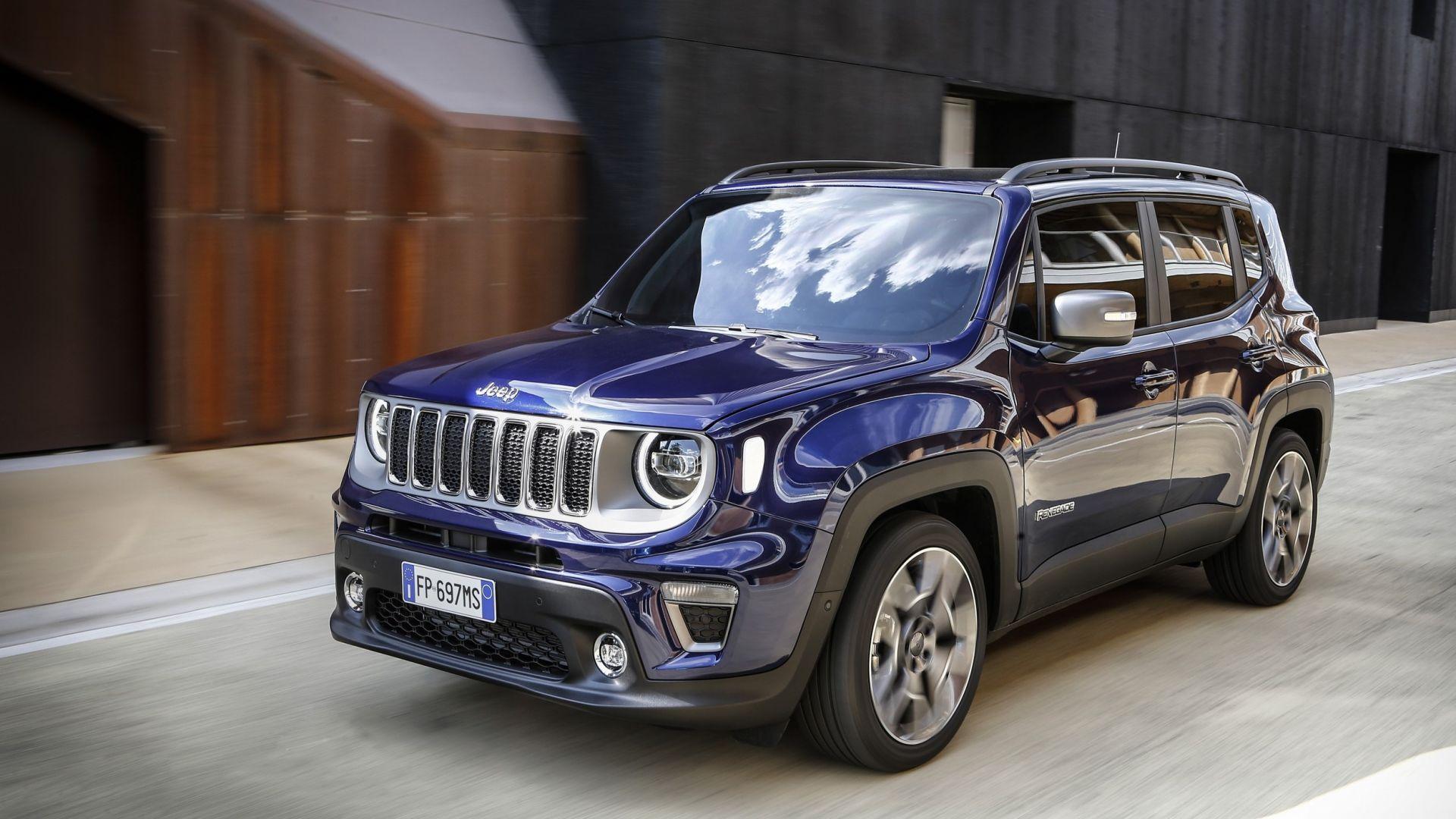 nuova jeep renegade 2019  la prova del restyling e dei