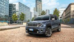 Nuova Jeep Renegade 2020