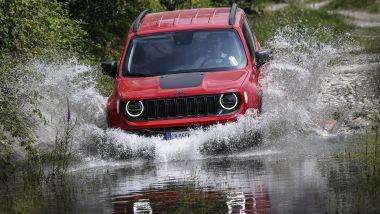 Nuova Jeep Renegade 4xe PHEV