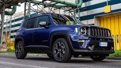 Nuova Jeep Renegade 80° Anniversario