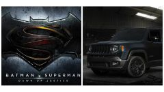 Jeep Renegade Dawn of Justice - Immagine: 1