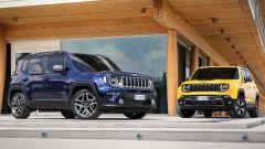 Jeep Renegade ibrida plug-in, in produzione a Melfi dal 2020 - Immagine: 4
