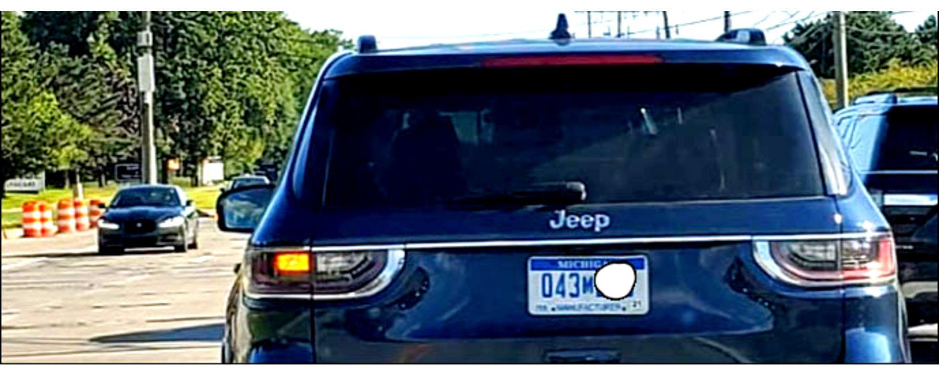 Wagoneer 2020: è questa l'erede dell'iconica Jeep?