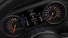 Nuova Jeep Wrangler 2018: la nuova strumentazione mista digitale