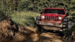 Nuova Jeep Wrangler, al via i collaudi dell'ibrida plug-in - Immagine: 1