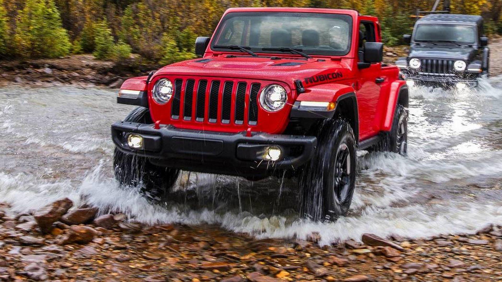 Jeep Wrangler 2018 Prezzo >> Nuova Jeep Wrangler 2018: prova, prestazioni, prezzi, motori - MotorBox