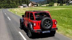 Nuova Jeep Wrangler: torna il fuoristrada definitivo [VIDEO] - Immagine: 8