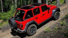 Nuova Jeep Wrangler: torna il fuoristrada definitivo [VIDEO] - Immagine: 10