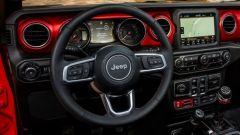 Nuova Jeep Wrangler: svelati gli interni dell'abitacolo - Immagine: 3