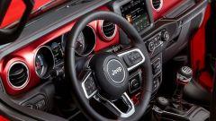 Nuova Jeep Wrangler: svelati gli interni dell'abitacolo - Immagine: 6