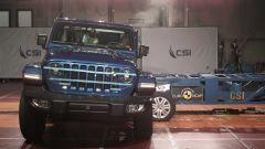Nuova Jeep Wrangler: una stella Euro NCAP, servono più ADAS - Immagine: 2
