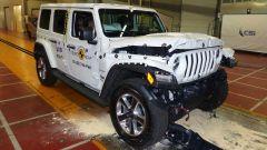 Nuova Jeep Wrangler: una stella Euro NCAP, servono più ADAS - Immagine: 3